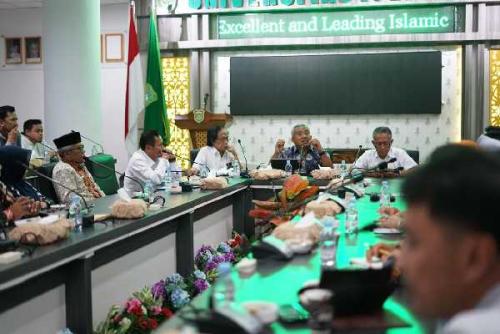 LLDIKTI X Jelaskan Kampus Merdeka Ala Mendikbud ke APTISI dan Pimpinan PTS se-Riau