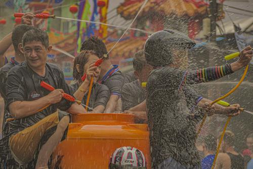Begini Tanggapan Traveler Malaysia Tentang Iven Perang Air di Riau
