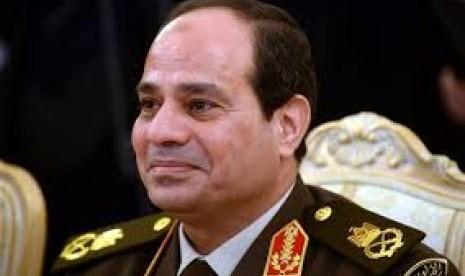 Abdel Fattah Al Sisi Kembali Terpilih Jadi Presiden Mesir