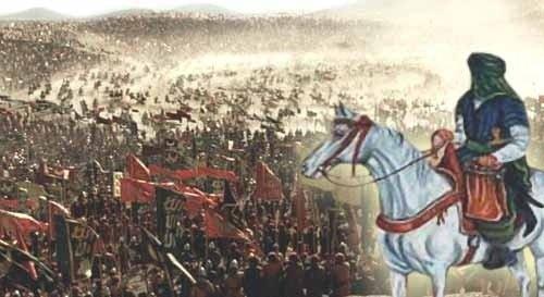 Khalid bin Walid, Panglima Pasukan Islam yang Selalu Menang dalam 100 Pertempuran