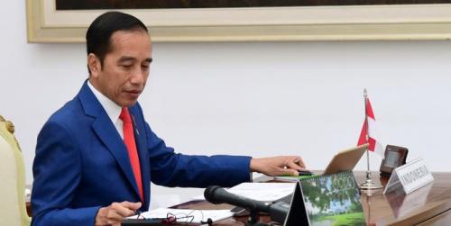 Jokowi Tolak Permintaan Anies Baswedan Buat Karantina Jakarta