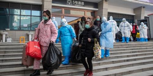 Misteri Kasus Corona di Wuhan, 10% Pasien Terinfeksi Lagi Setelah Sembuh