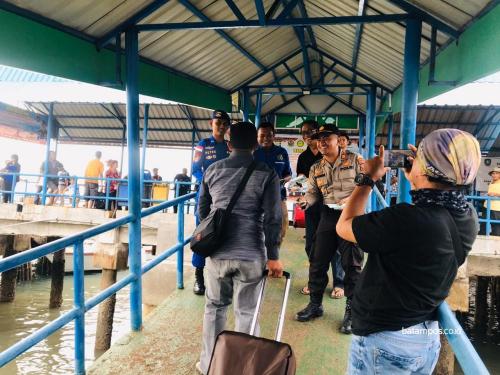 Di Tengah Wabah Corona, 39 TKA Asal China Masuk ke Bintan