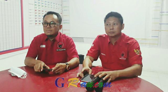 Kader PDIP Pelalawan Terjerat Kasus, Begini Nasibnya