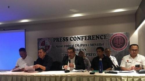 Mantan Danjen Kopassus Ditangkap, Suryo Prabowo Pastikan Senjata yang Dipertontonkan Bukan Milik Soenarko