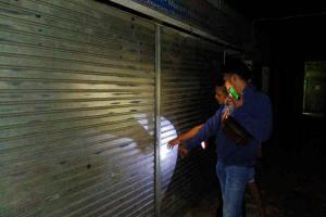 Polisi Tangkap Doyok Usai Obrak-abrik Tempat Hiburan di Pekanbaru