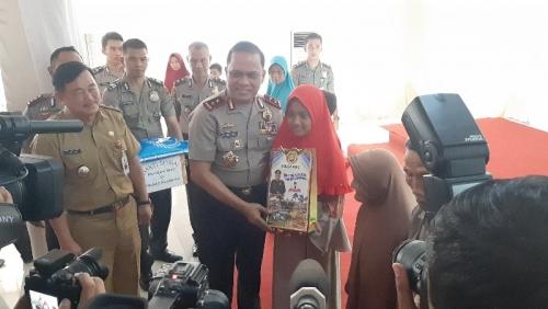 Kapolda Riau Puji Bangunan Gedung Serbaguna Polres Kuansing, Halim: Ini Komitmen Kita dalam Mendukung Kinerja Polri