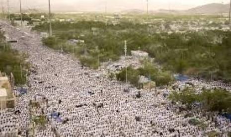 2 Juta Umat Islam Wukuf di Arafah Hari Ini