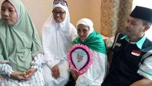Jamaah Haji Tertua Indonesia Baiq Mariah Jadi Tamu Istimewa Kerajaan Arab Saudi