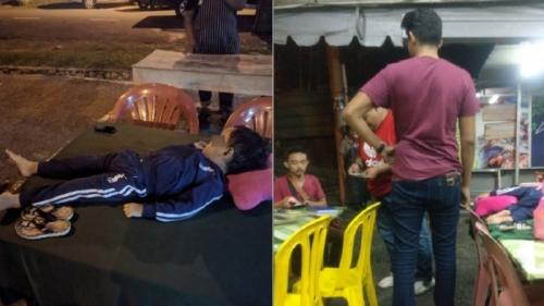 Orangtua di Malaysia Tak Menyadari Anak Balitanya Tertinggal di Restoran Hingga 2 Jam