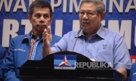 Minta Penerapan UU Ormas Ditunda, SBY: Ada yang Tidak Tepat, Tidak Adil dan Tidak Sesuai UUD 1945