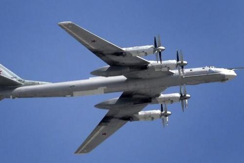 Dua Pesawat Pengebom Rusia Latihan Militer di Utara Papua, Australia Tingkatkan Kewaspadaan