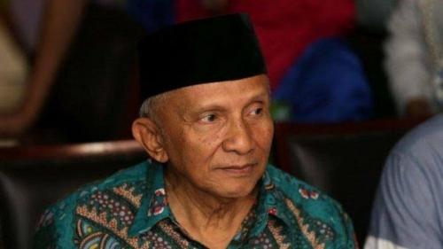Didesak Mundur dari PAN, Amien Rais: Mereka Mendukung Jokowi, Saya Dukung Prabowo