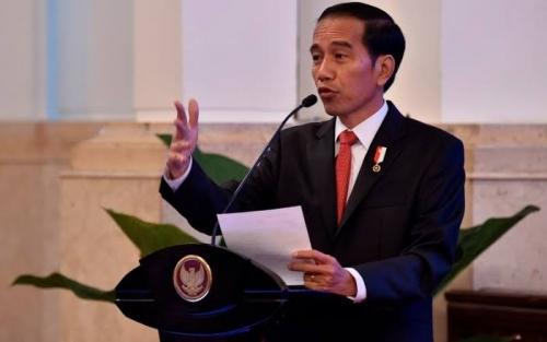 Jokowi Klaim Indonesia Makin Berdaulat