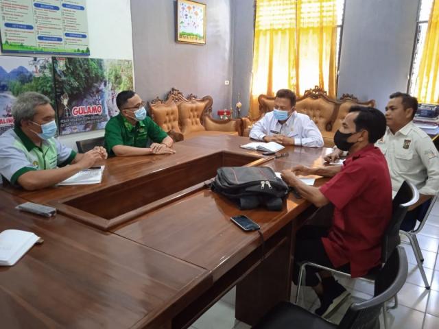 GoRiau Foto pertemuan dosen dari Unri