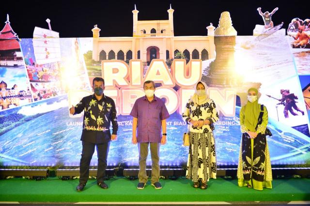 GoRiau Gubernur Riau Syamsuar turut m