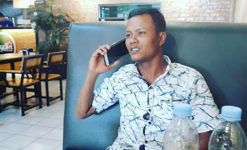 GoRiau Ketua Laskar Muda Melayu Riau