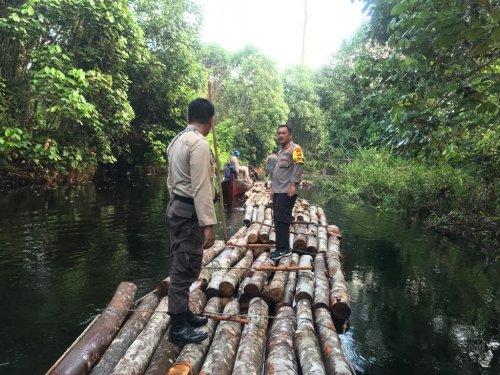 GoRiau Polres Siak segera buru pelaku