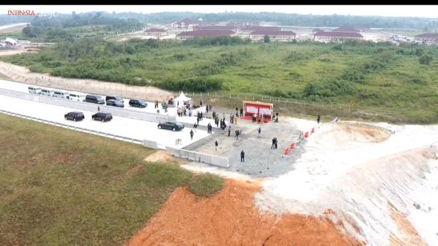 GoRiau Tol Pekanbaru-Bangkinang.