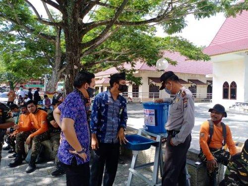 GoRiau Tempat pencuci tangan di sekit